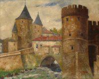 Deutsches Tor der Festung Metz (E. Hoerler, 1944)