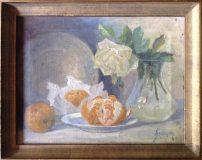 Stillleben mit Orangen (Spackova, 1905)