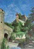 Partie beim Roten Turm in Wimpfen (Hans Baumann)
