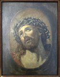 Christuskopf mit Dornenkrone (N.N.)