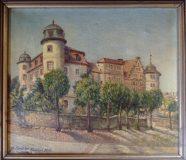 Schloss Pfedelbach (Fritz Gentner, 1919)