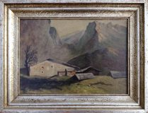 Alpenszene (A. Seiler, 1950)
