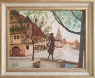 Käthchenbrunnen in Heilbronn (Willi Wioska)