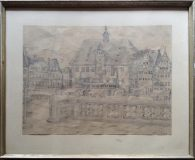 Rathaus in Heilbronn (O. Wüst)