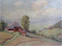 Schwarzwaldlandschaft (Pius Lipp)