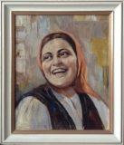 Lachende Frau (N.N.)