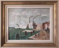 Hafen von Venedig (Renato Bontempi, 1947)