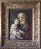 Hl. Josef mit dem Jesusknaben (N.N.)