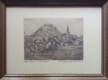 Ansicht von Weinsberg (Walter Romberg)
