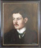 Männerbildnis (Gustav Traub, 1909)