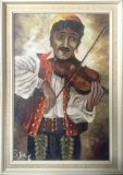 Zigeuner mit Geige (Siegfried Köllner)