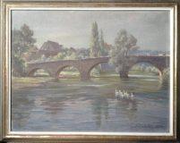 Brücke in Jagsthausen (N.N.)