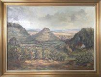 Ansicht von Weinsberg (A. Klauss)