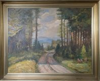Waldweg (Ew. Hammer)