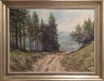 Waldlandschaft (Otto Stawi)