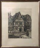 Schillerhaus in Marbach (Walter Romberg)
