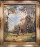 Jagdgesellschaft (Eugen Otterbach)