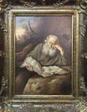 Eremit (R. Vandenhouten, Kopie nach Salomon Koninck)