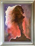 Vulkanausbruch (Waltraud Bieser)