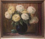 Stillleben mit Chrysanthemen (Max Kosmas Zahner)