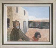 Blinder Mann in Französisch-Marokko (Gunnar S. Malm)