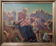 Mutter mit Kindern (N.N., 1939)