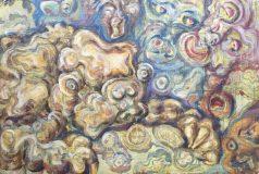 Abstrakte Komposition (Helm Magold)