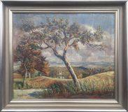 Schwäbische Landschaft (Hans Gaugler, 1946)