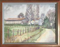Gebäudegruppe (Hans Orschel)