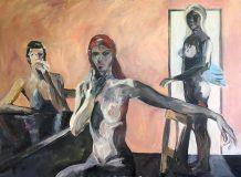 Drei nackte Personen (N.N.)
