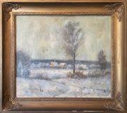 Winterlandschaft (Robert Haag)