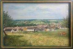 Ansicht von Wilferdingen (Schäfer, 1979)