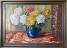 Chrysanthemenstrauß (Max Kosmas Zahner)
