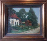 Belgisches Gehöft (Gerard Bakker, 1953)